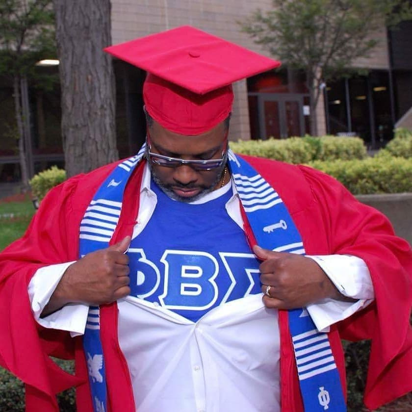 test Twitter Media - Congratulations to our very own Bro.  Jenabu Williams on his graduation!! https://t.co/PQKH0PIuJL