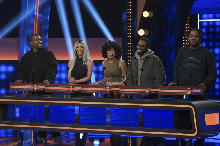 Before it airs June 10th, watch a preview of Kanye West's appearance on #FamilyFeud: https://t.co/htD654TrUL https://t.co/QtdmUdn3HB