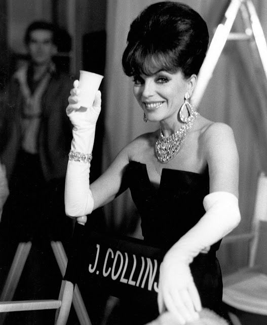 Happy Birthday to beautiful Joan Collins!