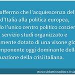 RT : In #Bankitalia sapevano tutto ed hann...