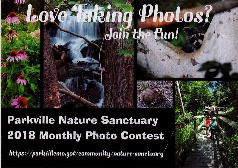 test Twitter Media - Have you captured the beauty of the @parkvillemo Nature Sanctuary with your camera? If so, we would like to hear from you. Visit https://t.co/3dfpDlbkIZ for contest rules. https://t.co/dQUzfMDrB9