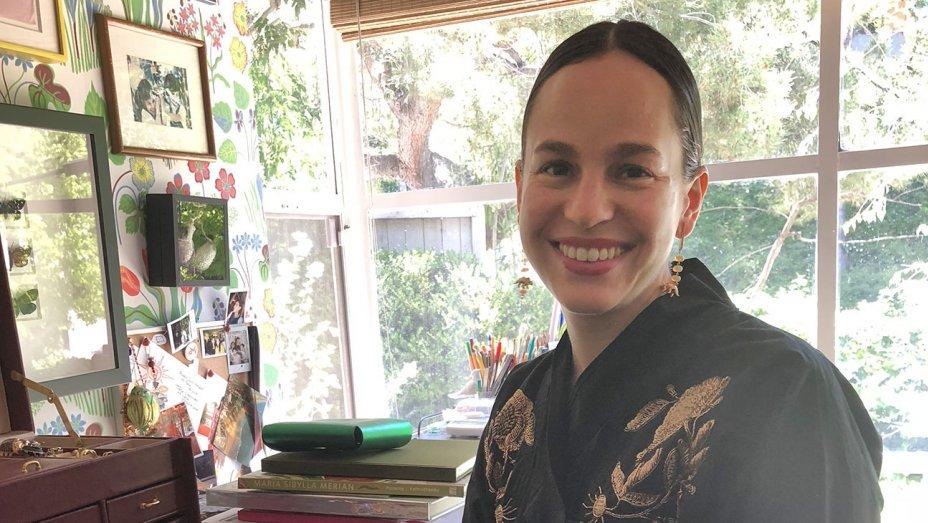 RT @pretareporter: How JurassicPark inspired Hollywood jewelry designer Daniela Villegas