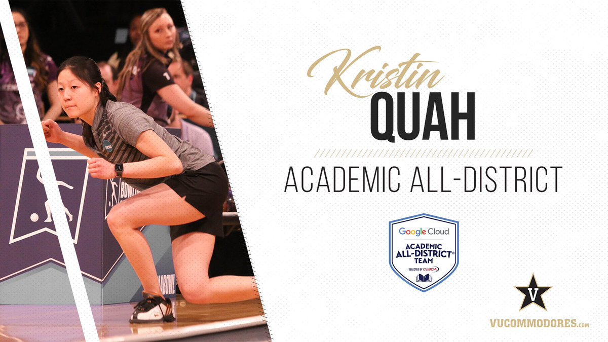 It's official, Kristin Quah is a champ at everything... #AnchorDown | @VandyBowling  📱 | https://t.co/KFcxnBOmPq https://t.co/ee0cRO3yzg