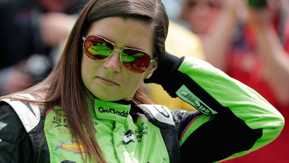 .@DanicaPatrick to host 2018