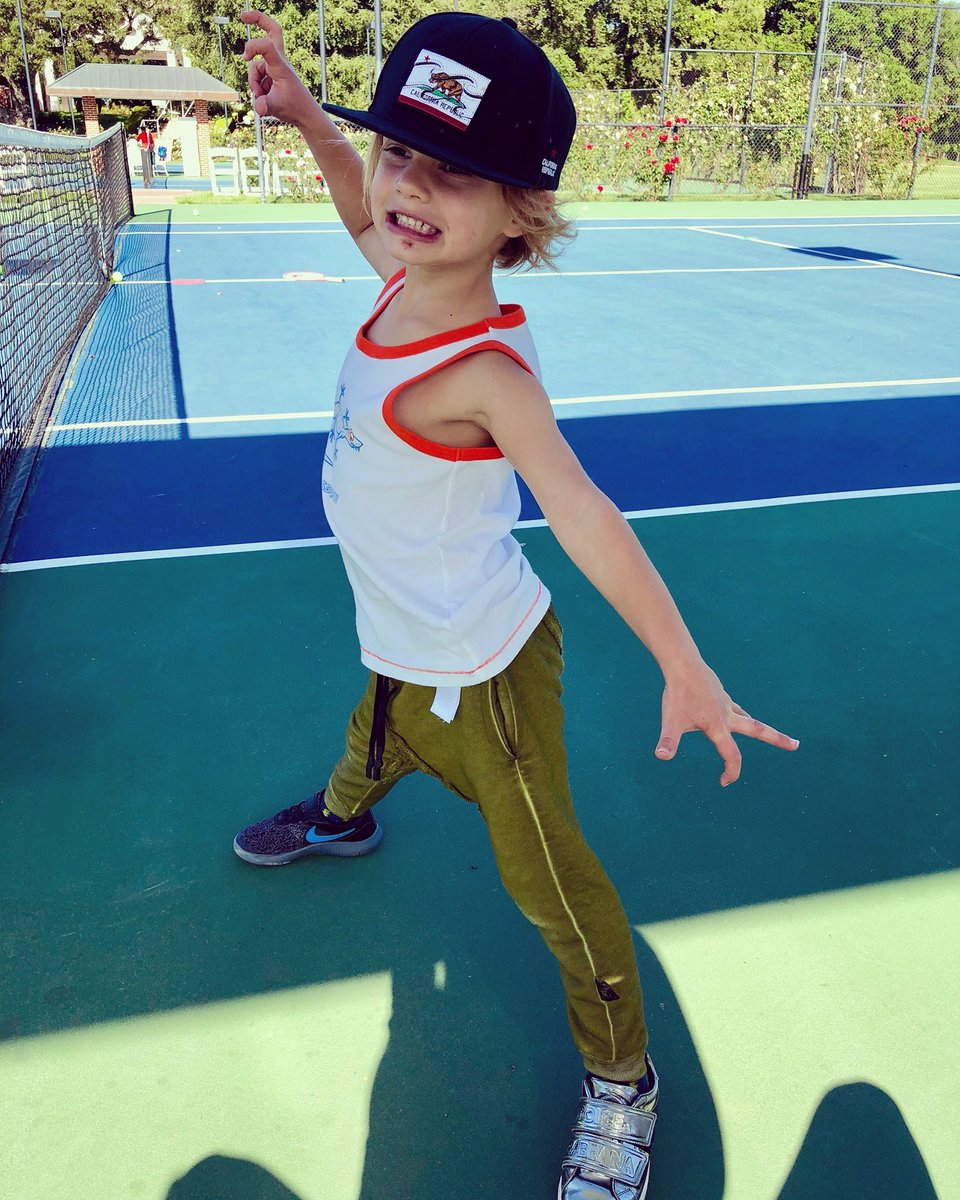 This kid wears his personality well- inside out with some shine and sport #ACEKNUTE https://t.co/BMjeN2qNDs