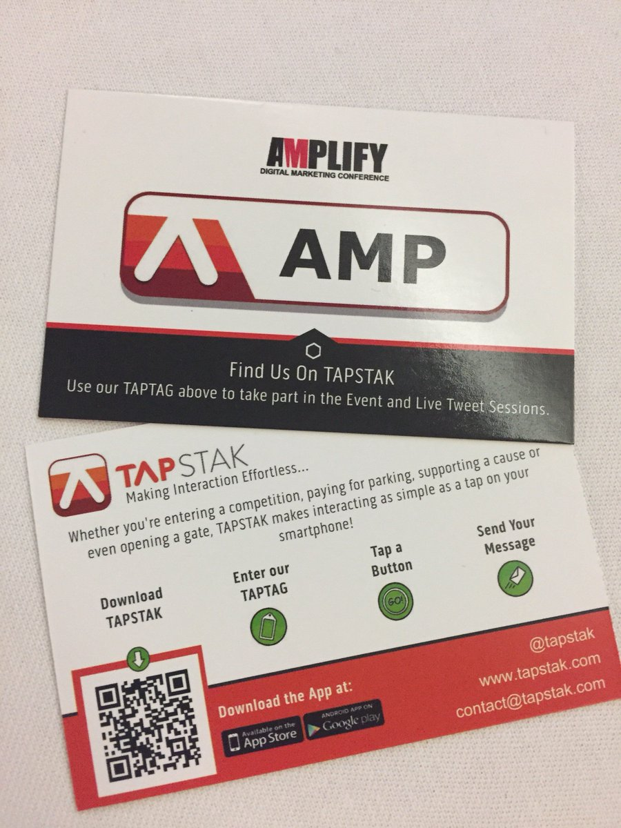 test Twitter Media - #AMPLIFYDIGI Don't forget you can Download @TAPSTAK on Apple and Android and use TAPTAG AMP to tweet with all the speakers and partners today! Downloads available here 👉👉 https://t.co/cSFrIGlu2b https://t.co/nKpj1p4CbC