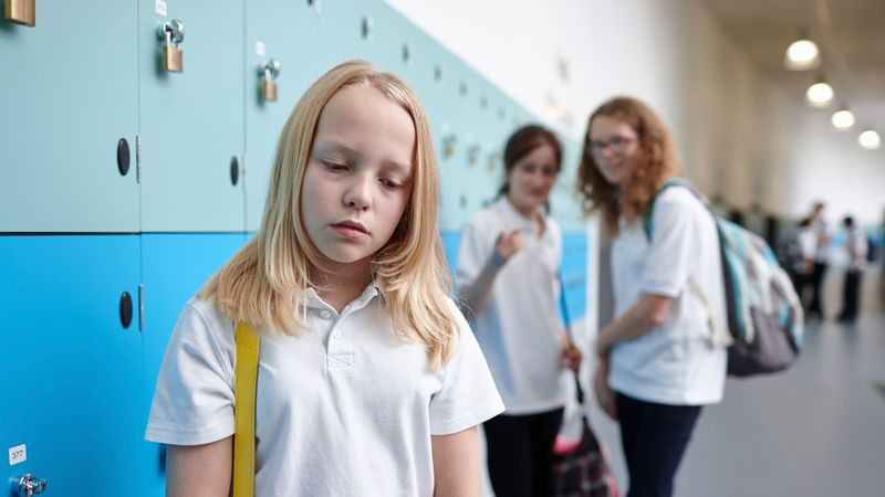 The terrifying meaning behind the phrase 'back to school