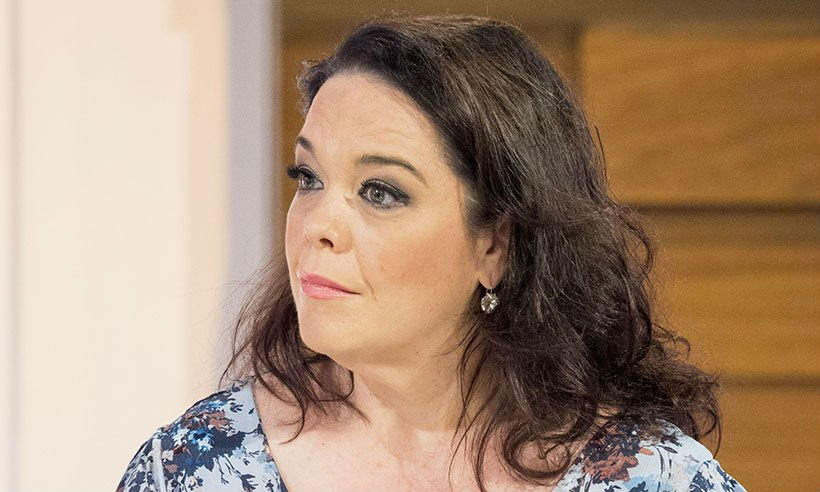 Lisa Riley pays emotional tribute to late mum following engagement news: