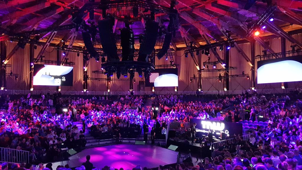 test Twitter Media - TheNextWeb has started! Two days of inspiration on the fifth revolution. #TNW2018 https://t.co/hmGpBDyh6e