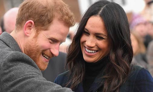 See Meghan Markle's BRILLIANT response to old friend who asked: 'Do I bow to you