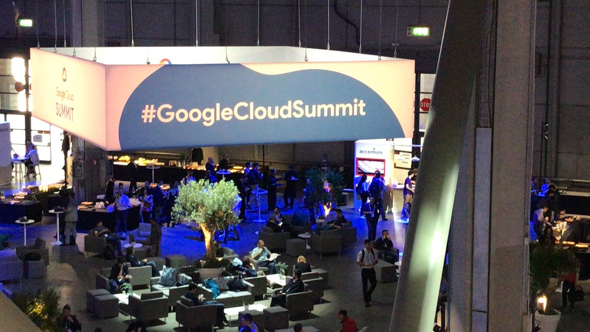 #GoogleCloudSummit