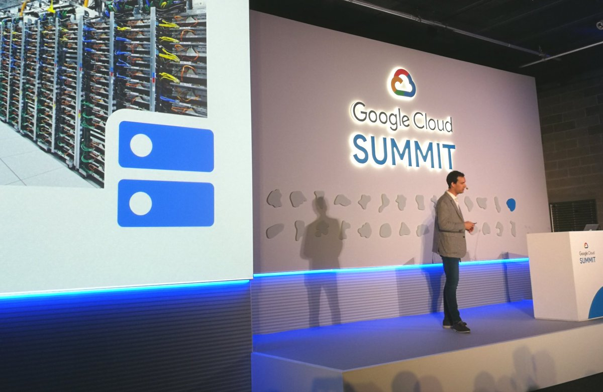 #GoogleCloudSummit