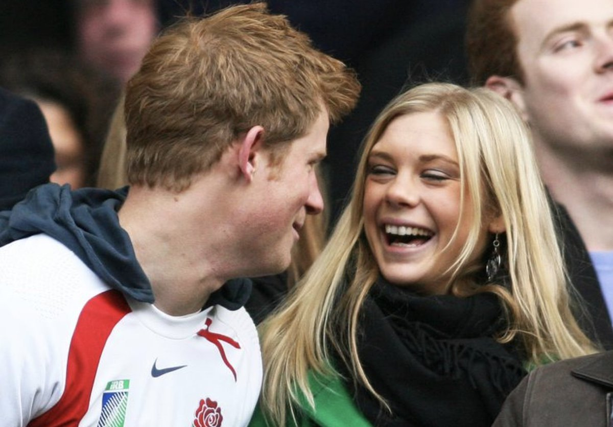 Prince Harry Reportedly Gave E chelsy davy