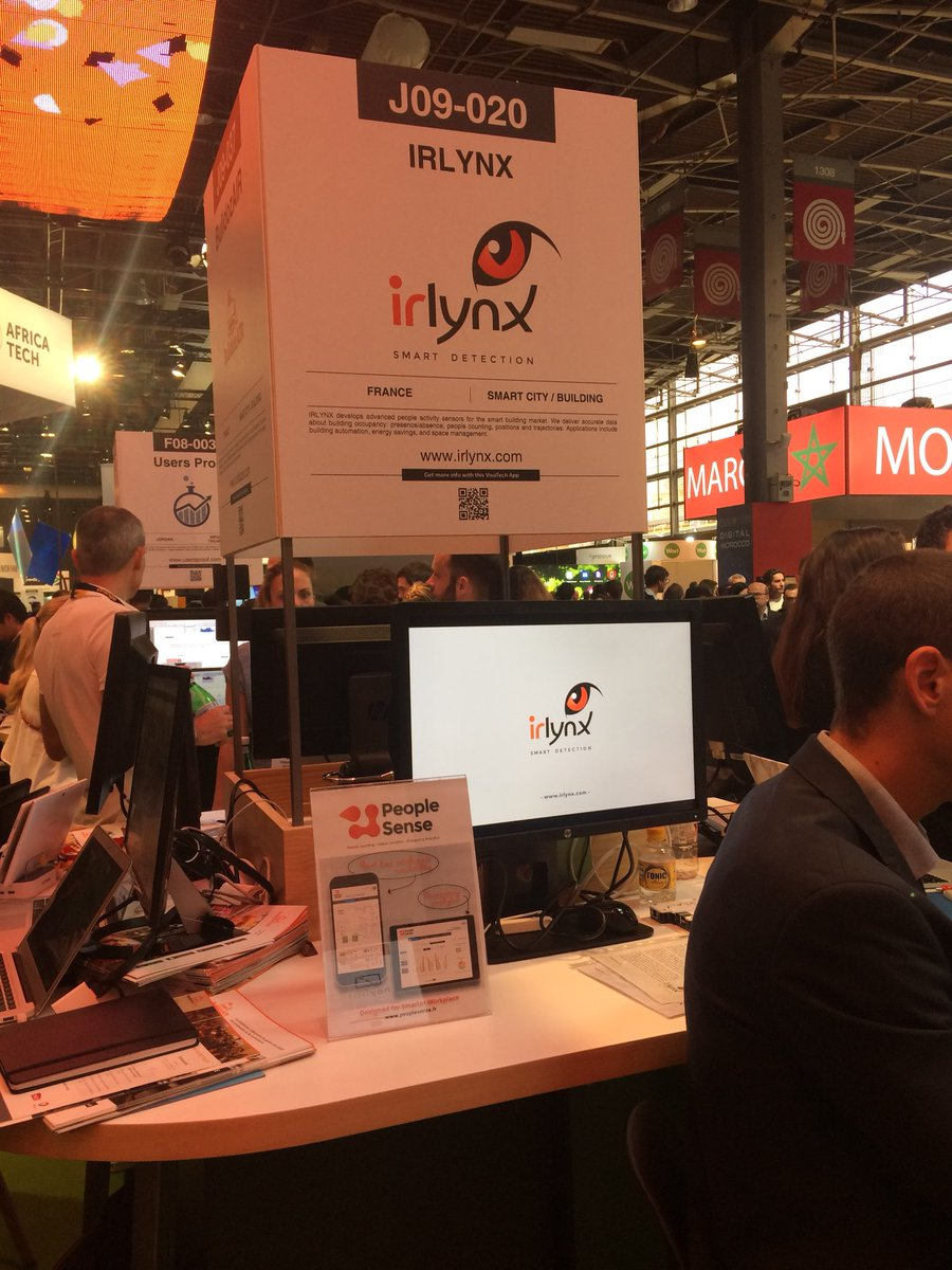 test Twitter Media - Day1 #vivatech !! Discover on booth J09-020 #OrangeLab our #peoplecounter PEOPLE SENSE ! https://t.co/9DhYHWV1Xq