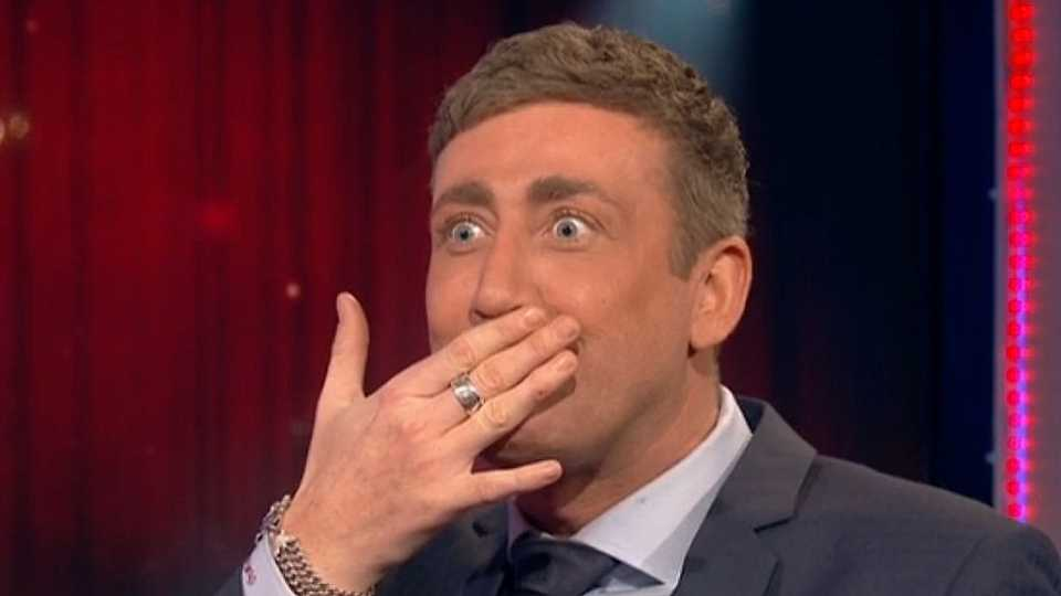 X Factor's Christopher Maloney shares SHOCKING post-surgery photos