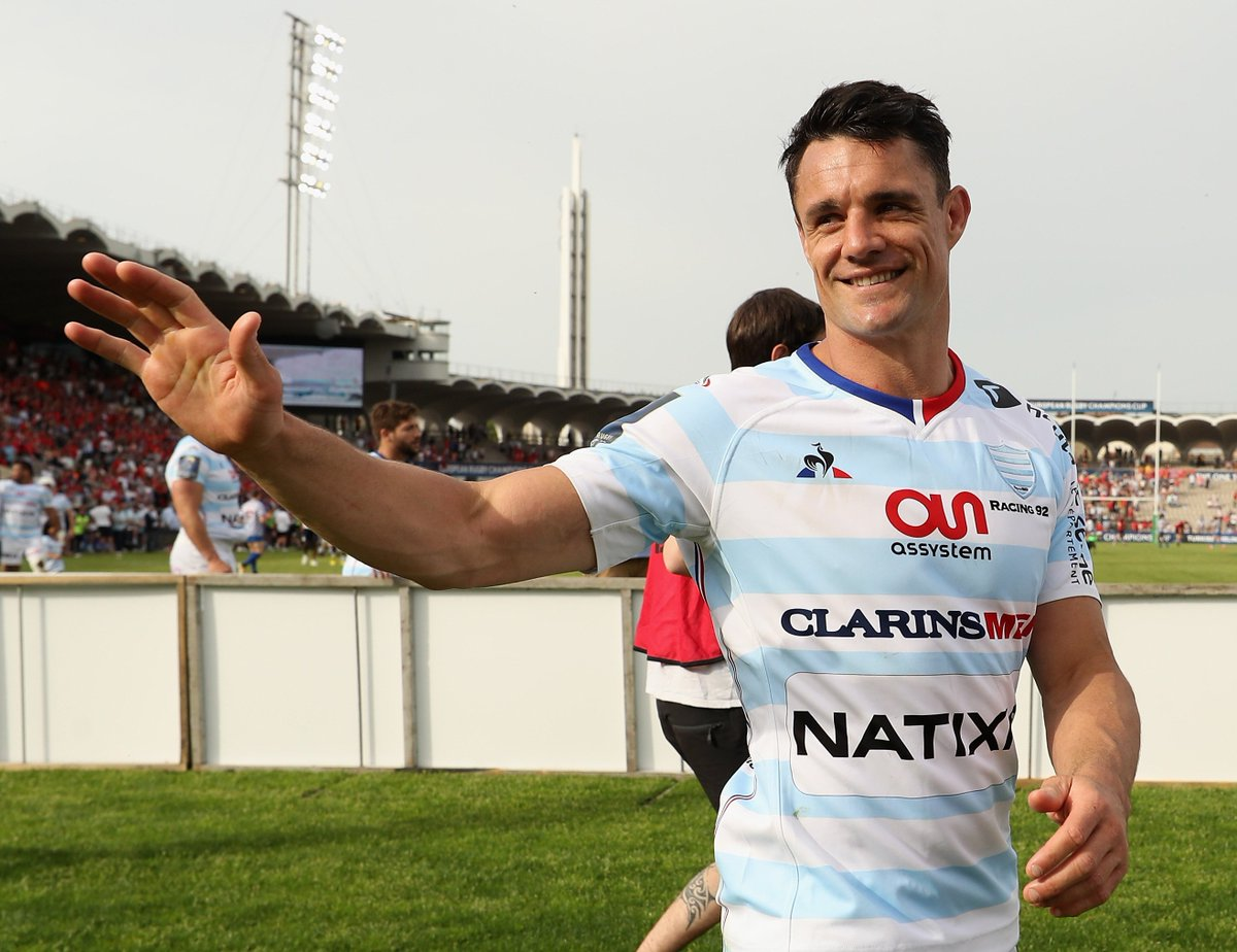 test Twitter Media - Late team news coming through, and it's bad news for rugby fans everywhere as Dan Carter is not fit to take his place on the bench for the #ChampionsCup final 😥 https://t.co/Uv9cFFo26Z