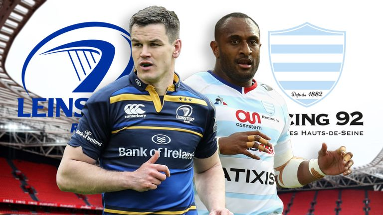 test Twitter Media - Sky Live preview - Leinster are red hot favourites to lift their fourth title but Racing's Top 14 form and their semi-final victory over Munster suggests they're capable of an upset: https://t.co/6EVU5bkw9Y https://t.co/gkYoPLw5xn