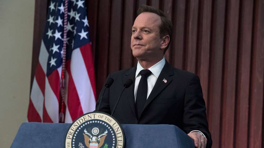 Why DesignatedSurvivor was canceled by ABC