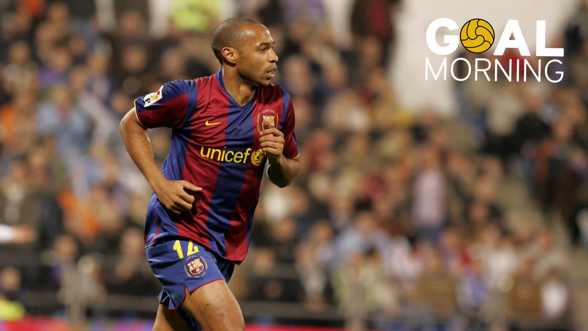 G⚽️AL MORNING!!! ⚽ #LevanteBarça �� @ThierryHenry �� �� Levante �� 2007/2008 https://t.co/sSKVQmsjzU