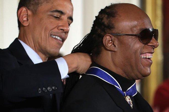 Happy Birthday, Stevie Wonder! :)