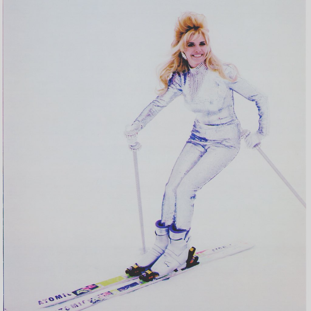 Happy Mother's Day to my amazing mother and the best skier I know! Love you ???? #MothersDay https://t.co/TtQ7NQZQVj