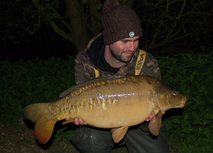 One from St John's last week on the S-Core! #@Richworthbaits #<b>Richworth</b> #S-Core #carp #carp