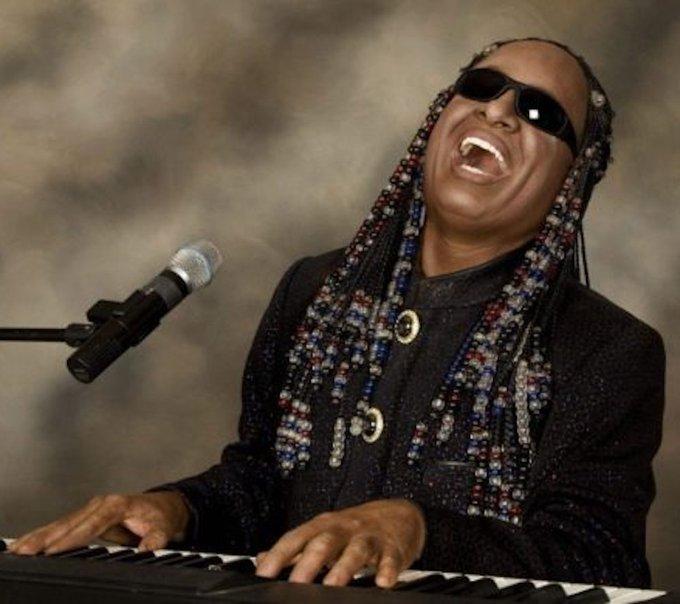 Happy 68th Birthday Stevie Wonder