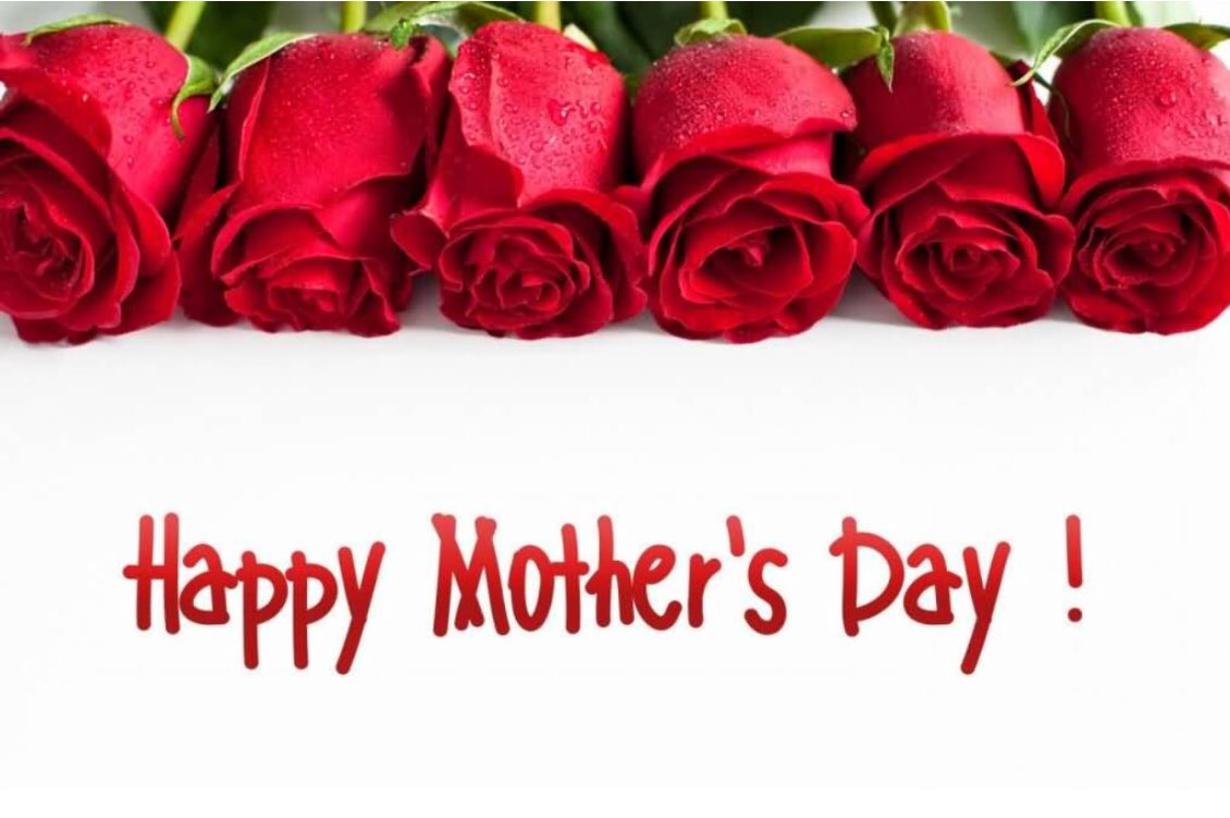 Happy Mother's Day, God bless wishing you all many more. https://t.co/7IVGISLvKL