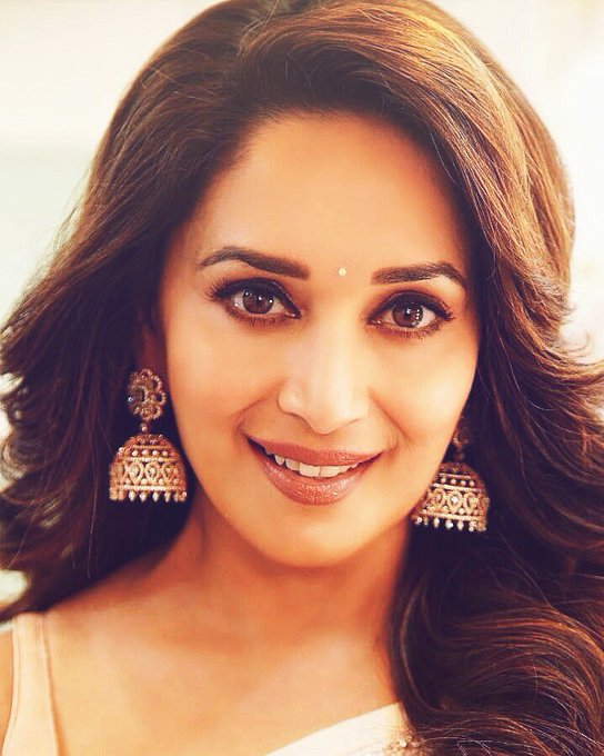 Happy Birthday to Madhuri Dixit -Nene        xoxo       #