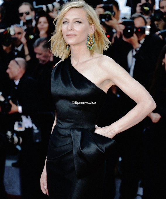 HAPPY BIRTHDAY TO THE GORGEOUS ICON CATE BLANCHETT!