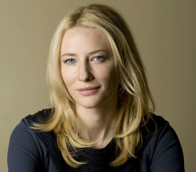 Happy Birthday- Cate Blanchett