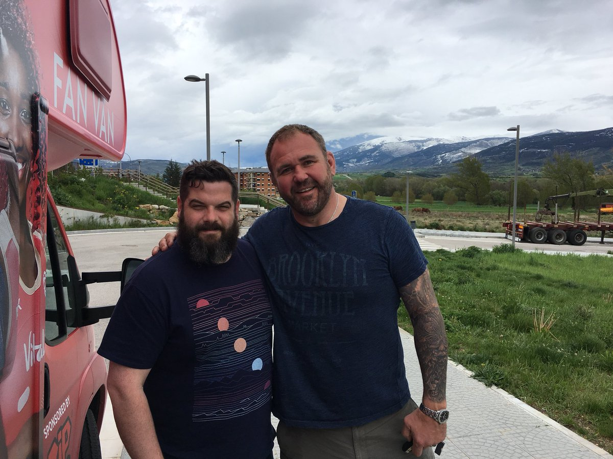 test Twitter Media - The #FANVAN is heading north, Pyrenees stop for a hungry 🐻 @ScottQuinnell #experienceadventure @ZipWorldUK https://t.co/zBdiGJF4Ma