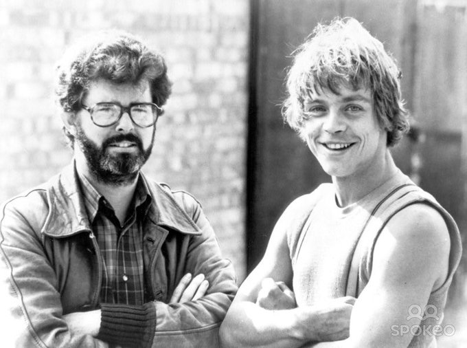 Happy Birthday, George Lucas! Thanks for everything.