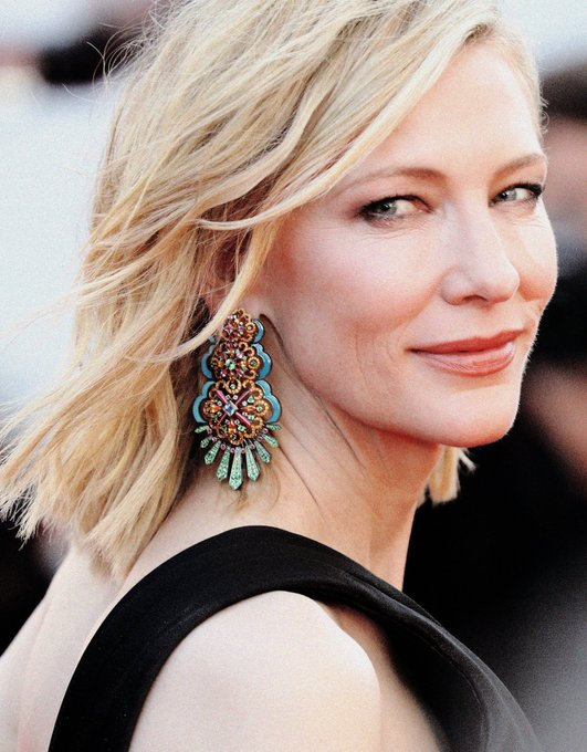 Happy 49th birthday to the Queen, Cate Blanchett