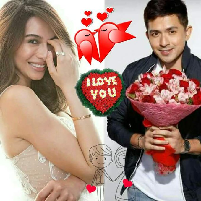 Belated happy bday Jennylyn Mercado