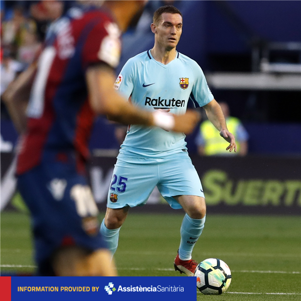 [INJURY NEWS] Latest update on Thomas Vermaelen's injury ➡ https://t.co/Pcy3m0d3Yb https://t.co/XYszqU38LC