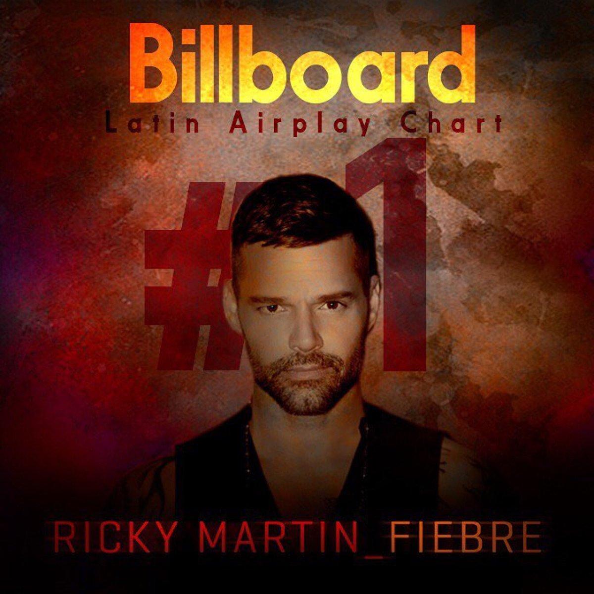 #Fiebre #1 Latin Airplay @billboard ???? + Disco de Oro en USA ???? @WisinOficial @yandeloficial  Gracias mi gente!???????????? https://t.co/LseTvXU3DI