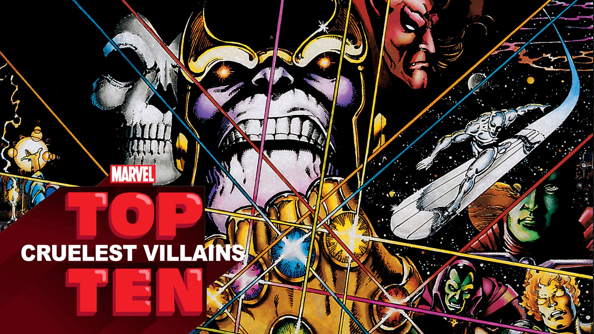 Count down the most sadistically sinister Super Villains of the Marvel Universe in a new #MarvelTopTen! https://t.co/YCYUIWBbQ5