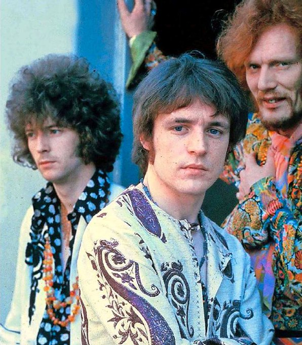 Happy Birthday  to the late Jack Bruce of CREAM! (May 14, 1943 October, 25, 2014)  Rest in peace.
