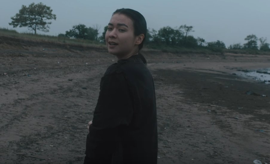 """.@mitskileaks shares """"Geyser"""" video, announces new album Be The Cowboy https://t.co/UOqVbYvGG0 https://t.co/HfN38ZOLe0"""