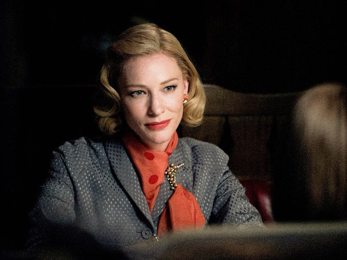 Happy birthday to one of my favorite actresses ever, the extraordinarily talented Cate Blanchett