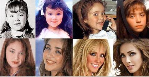 Happy bday Así ha sido su transformación de niña a mujer. FOTOS:
