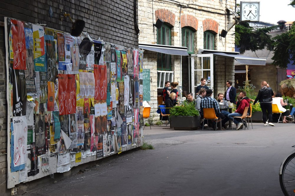 Probably the most trendy place to be in #Tallinn is #Kalamaja. This leafy wooden architecture heaven offers plenty to do and see: thttp://bit.ly/Kalamaja  Also don't miss the Kalamaja Days this coming weekend! https://t.co/YSd36hXkeb