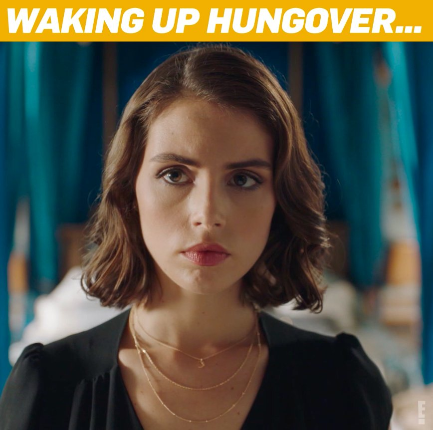 Let's catch up on last night's TheRoyals! ?