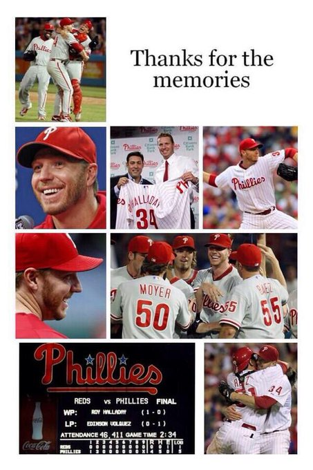 Happy birthday, roy halladay. we love you, we thank you, and we miss you always!