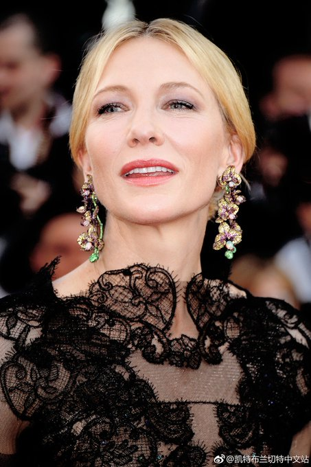 Happy birthday to beautiful and talented Cate Blanchett