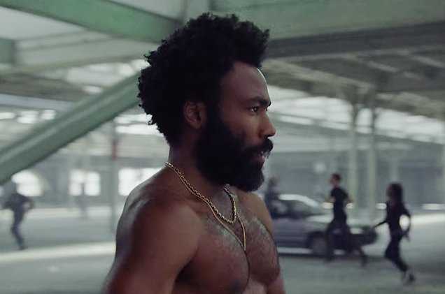 Childish Gambino's 'This Is America' debuts at #1 https://t.co/8iGdmeLIrq https://t.co/qat5uCB9Ed