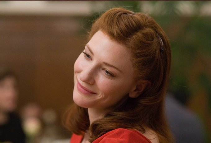Happy Birthday Cate Blanchett. Koi tumsa nahi..