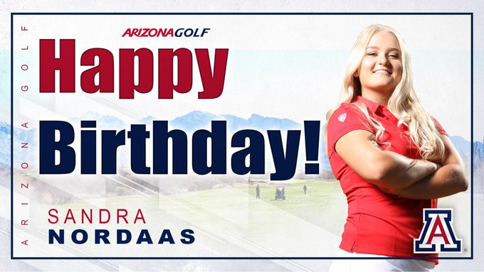 We want to wish a very Happy Birthday to Sandra Nordaas!!