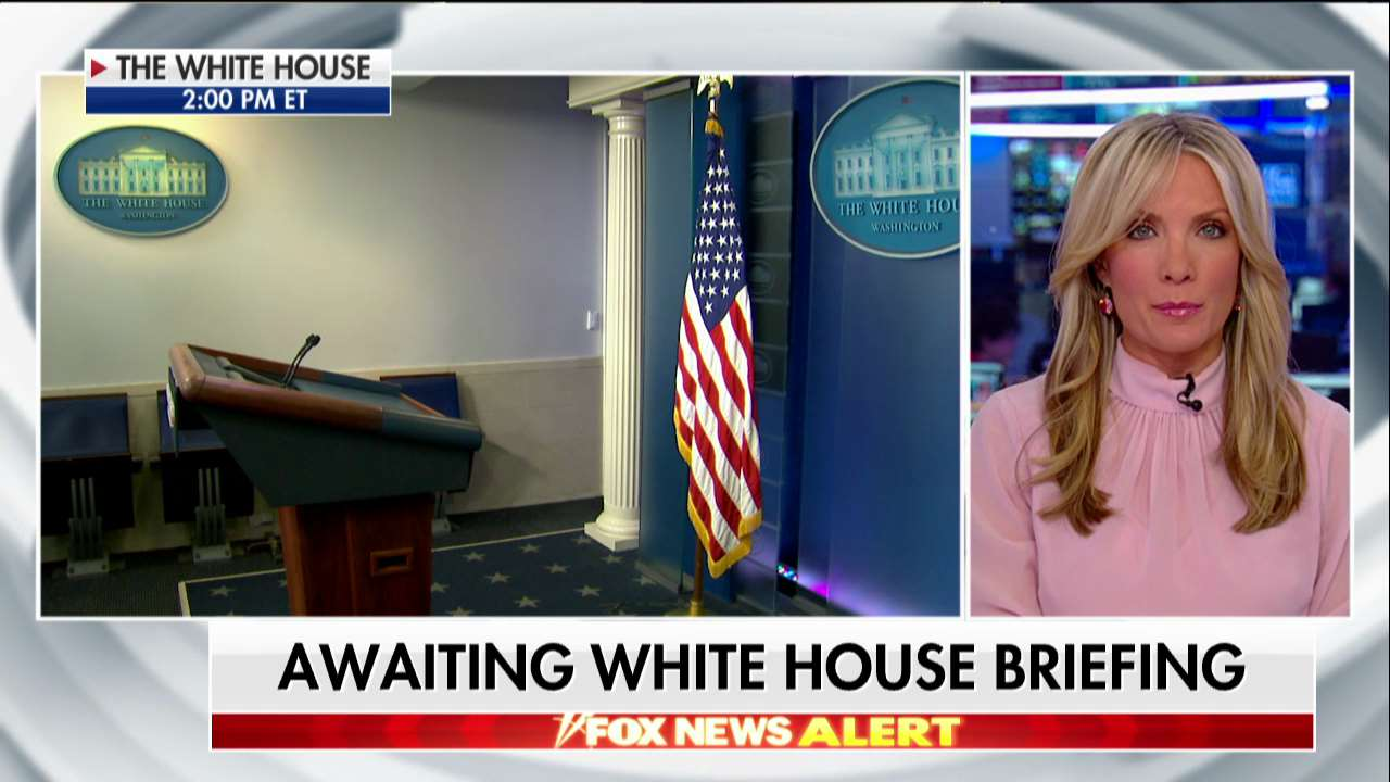 Awaiting @WhiteHouse briefing https://t.co/MmaLvd7Caw